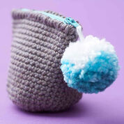 Go to Product: Bernat Ombre Pompom Change Purse in color
