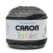 Caron Tea Cakes Yarn, Earl Grey