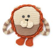 Bernat Huggable Lion Pillow