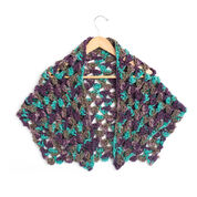 Go to Product: Bernat Cluster Stitch Wrap in color