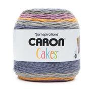 Caron Cakes Yarn, Plum Crisp - Clearance Shades*