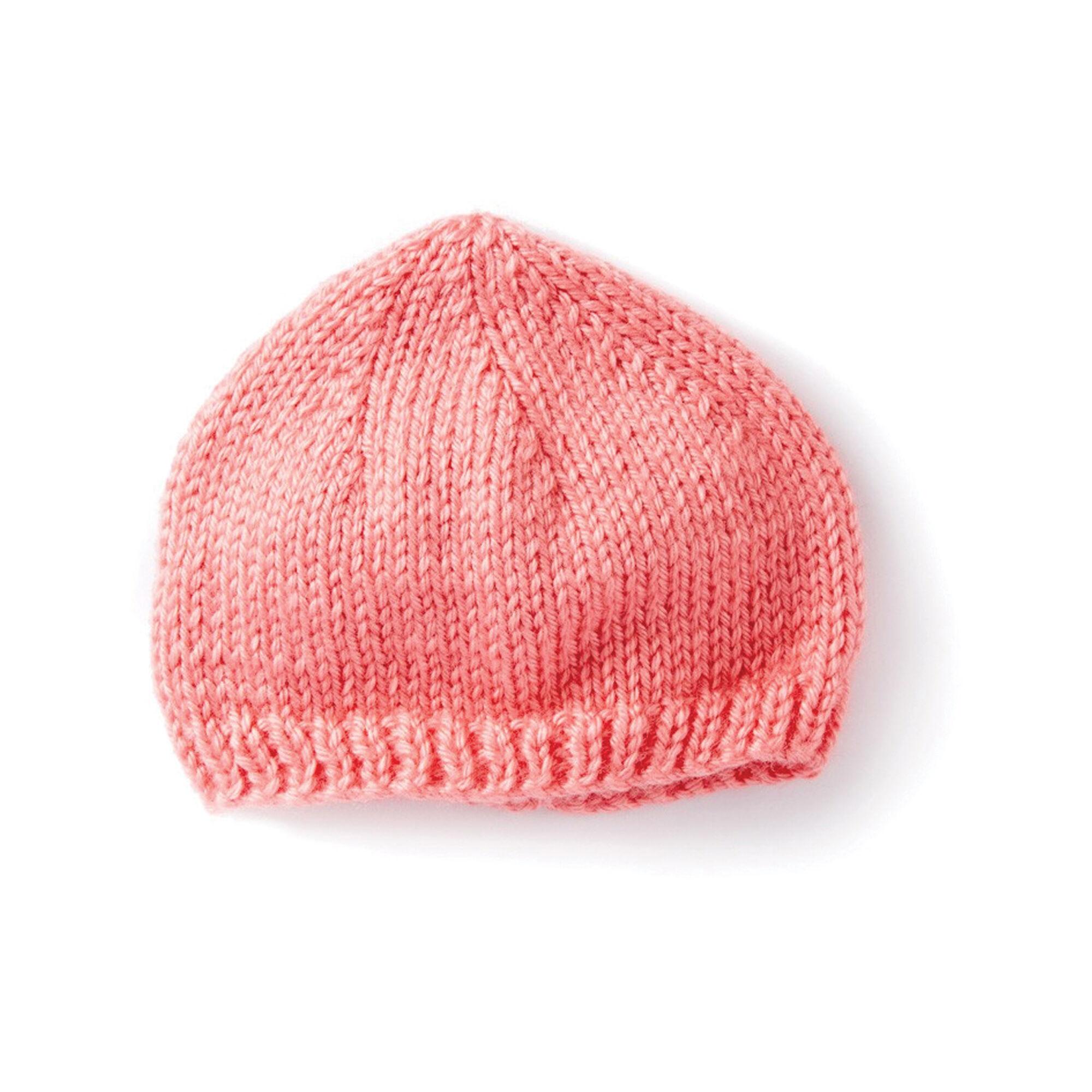 a2db5c693 Caron Wee Knit Cap | Yarnspirations