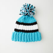 Go to Product: Red Heart Game Day Knit Hat, S in color
