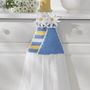 Lily Sugar'n Cream Towel Toppers