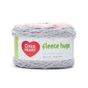 Go to Product: Red Heart Fleece Hugs Yarn, Elephant in color Elephant