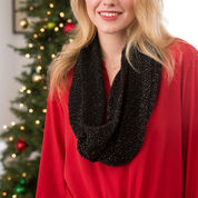 Red Heart Holiday Cowl