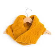 Go to Product: Patons Garter Stitch Cowl in color