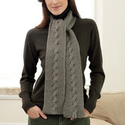 Go to Product: Bernat Cable Scarf in color