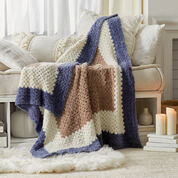 Go to Product: Red Heart Hygge at Home Throw in color