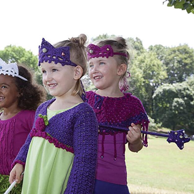 Caron Princess Wand & Tiara in color