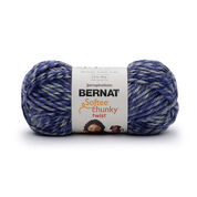 Go to Product: Bernat Softee Chunky Twist Yarn (80g/2.8oz), Midnight in color Midnight