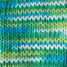 Lily Sugar'n Cream Cone Yarn (400g/14 oz), Emerald Energy in color Potpourri