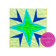 Dual Duty Milky Way Wall Hanging – Block 1