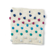 Go to Product: Caron x Pantone Bobble Pop Crochet Cowl, Coconut Cream in color