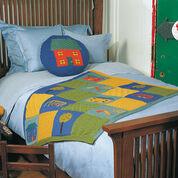 Patons Playground Set, Blanket