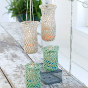 Go to Product: Red Heart Crochet Hanging Luminaries, S in color