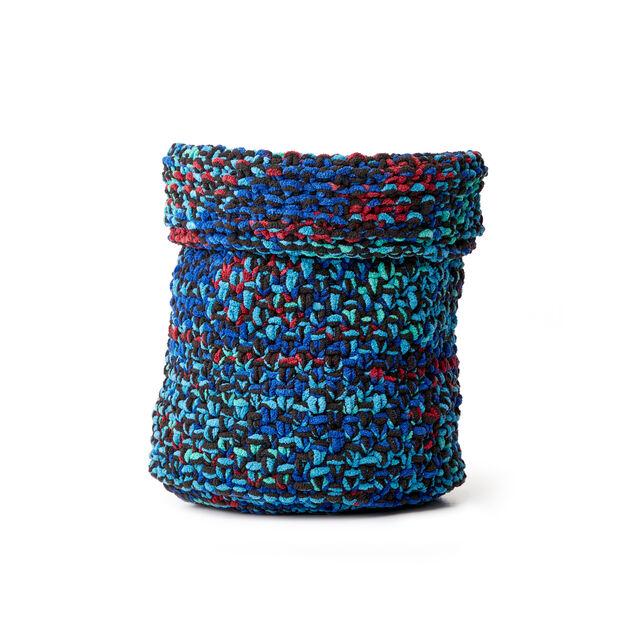 Bernat Boho Knit Basket Pattern Yarnspirations