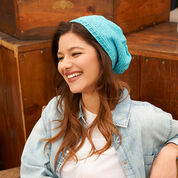 Go to Product: Aunt Lydia's Slouchy Crochet Beanie in color