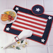 Go to Product: Red Heart Americana Place Setting in color