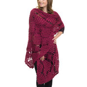 Go to Product: Caron Spider Stitch Wrap in color