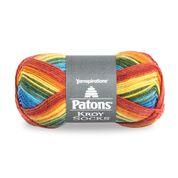 Patons Kroy Socks Yarn, Sunburst Stripes - Clearance Shades*