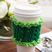 Red Heart Go Green Cozy