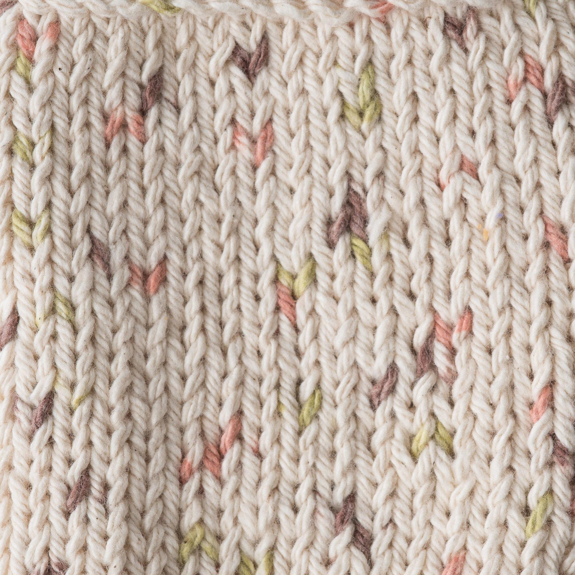 Lily Sugar'n Cream Big Ball Ombres Yarn, Sonoma Print | Yarnspirations