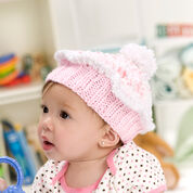 Go to Product: Red Heart Knit Cupcake Hat, Baby in color