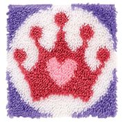 Go to Product: Wonderart Princess Crown Kit 12 X 12 in color Princess Crown
