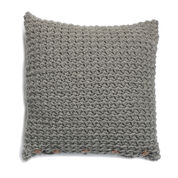 Patons Crochet Crunch Stitch Pillow