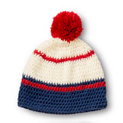 Go to Product: Caron Crochet Ready Set Go Cap in color