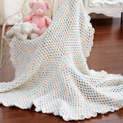 Go to Product: Bernat Round Blanket to Crochet in color