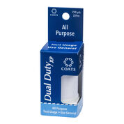 Go to Product: Dual Duty XP All Purpose Sewing Thread 250 yds, White in color White