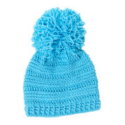 Red Heart Crochet For Warmth Horizon Hat, Small