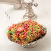 Go to Product: Red Heart Soap Pocket Scrubby in color