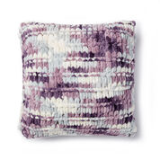 Go to Product: Bernat Alize EZ Garter Ridge Pillow in color