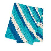 Go to Product: Bernat Speedy Striped C2C ​Crochet Blanket in color