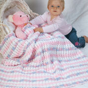 Go to Product: Red Heart Sweet Dreams Blanket in color