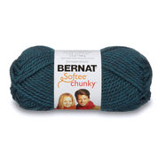 Go to Product: Bernat Softee Chunky Yarn (100g/3.5oz) in color Teal