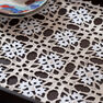 Aunt Lydia's Vanessa Tray Doily in color