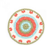 Go to Product: Lily Sugar'n Cream Vintage Blossom Dishcloth in color