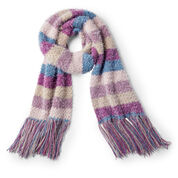 Go to Product: Caron Criss Cross Knit Scarf in color