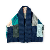 Go to Product: Caron x Pantone Crochet Boxy Garment, XS/S/M/L in color