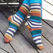 Patons 'Step Dance' Socks, S