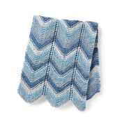 Go to Product: Caron Zig Zag Knit Throw in color