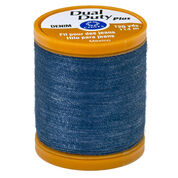 Go to Product: Dual Duty Plus Denim Thread 125 yds, Denim Blue in color Denim Blue