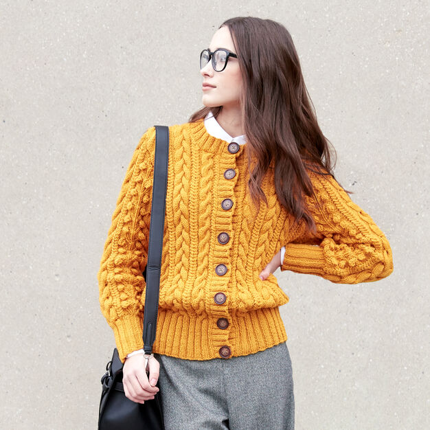 Free Pattern KNIT CARDIGAN