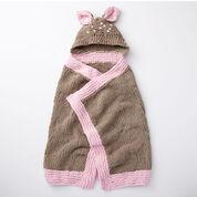 Bernat Oh Deer Blanket
