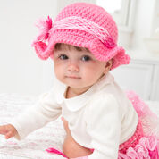 Go to Product: Red Heart Country Baby Diaper Cover & Hat, 3 mos in color