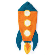 Go to Product: Bernat Blast Off Crochet Snuggle Sack in color